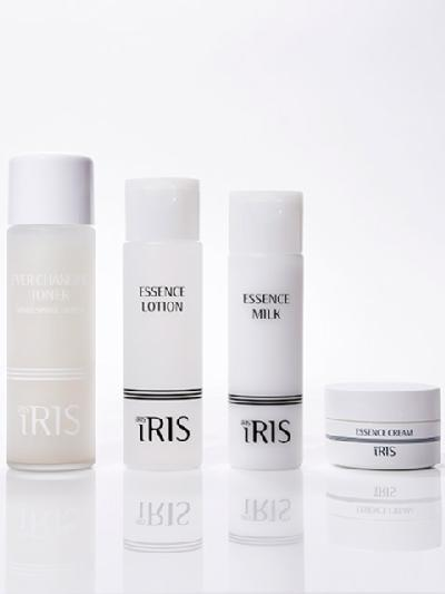 【4本セット】iRIS EVER CHANGING TONER+ESSENCEシリーズ