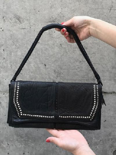 KMRii Crystal Bubble Clutch